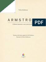 Armstrong. Calatoria Fantastica a Unui Soricel Pe Luna - Torben Kuhlmann