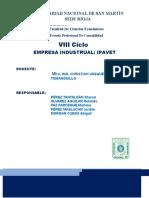 Proyecto Costos Estrategicos Ipavet