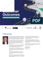 Focusing on Customer Outcomes Through Servitisation - Report