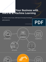 190702transform Your Business With Aws Ai Machine Learning