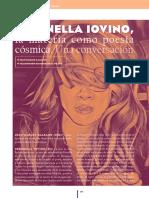 14-Serenella, Poesía Cósmica