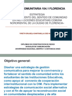 Estrategia de Fortalecimiento Comunicacional Emisora Comunitaria 104.1.pptx