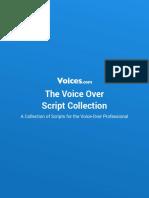 Voices.com Script Collection
