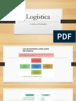 2. Logística. Evaluacion de Proveedores