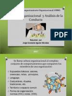 Cultura Organizacional y Analisis de La Conducta
