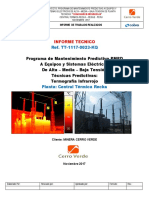 1117-0023 Informe Tecnico TERMOGRAFIA Central Termica RECKA