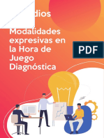 Modalidades Expresivas en La Hora de Juego Diagnóstica