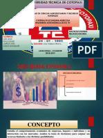 Presentacion 1 Macro y Micro Economia