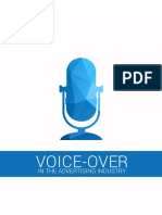 2015 Voice-Over in the Advertising Industry Report, Voices.com