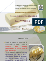 8. Mantequilla