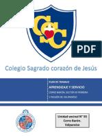 Plan de trabajo - Aprendizaje y servicio.pdf