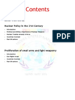 Model United Nation - Position Paper Guide
