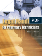 Legal Handbook of Laboratory Technicians