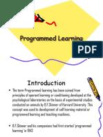 programmed learning