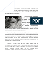 CEMENT MANUFACTURING.docx