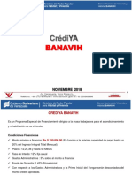 Presentación Crediya Trabajadores Banavih