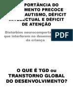 A Importância Do Tratamento Precoce Para o Autismo 1