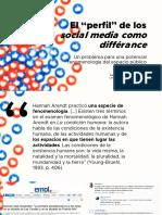 Masoliveraguirre_El «Perfil» de Los Social Media Como Différance_PRESENTACIÓN