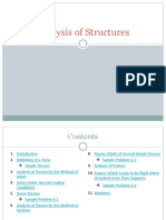 6e. Analysis of Structures
