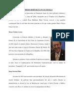 Gobiernos Republicanos en Guatemala