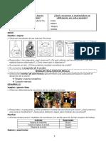 4° JULIO - EDUCACIÓN FISICA Y ARTE 2 EN 1-  2 JUEGOS