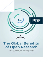The Global Benefits of Open Research
