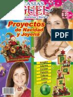 Revista de manualidades Fantasias Miguel