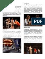 Vocabulario Teatral Ilustrado