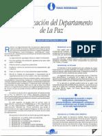 13 Regionalizacion Del Departamento de La Paz