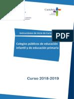 INSTRUCCIONES_INICIO_CURSO_2018-2019_CEIP_DEFINITIVA.pdf