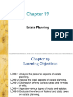 Chapter 19 Estate Planning
