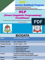 NCB Program-NLP Practitioner-Oktober November 2015