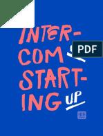 Intercom on Starting Up