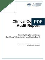 1.9 WAO-Llandough Clinical Coding Audit Report PPD Nov 2014