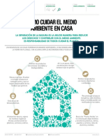 Como Cuidar El Medio Ambiente en Casa