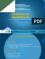 Medidas de Dispersión - T