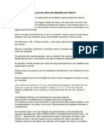 Raniere Menezes - Tradição Antibíblica de Usos de Imagens de Cristo