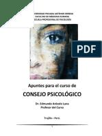 MODULO DE CONSEJO PSICOLÓGICO