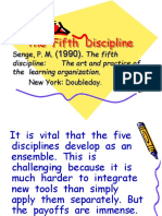 002 - The Fifth Discipline