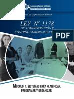 Módulo 1 Sistemas Para Planificar, Programar y Organizar