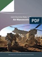 Doctrine Uk Air Manoeuver Jdn 1 16