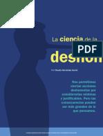 Ciencia de La Deshonestidad