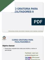 IUS_Oratoria Para Facilitadores II