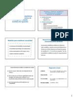 2 Pruebas Estudios Causales (Modelos de Regresión)