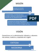 Mision , Vision y Foda