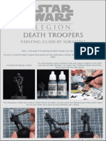 Death Troopers Painting Guide