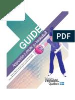 Guide ballhanding