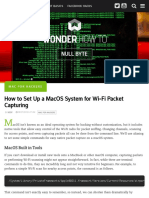 Mac for Hackers