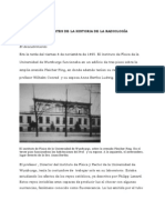 Historia de la Radiología 100 a