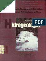 Joerg Werner - Introducción Hidrogeología